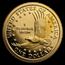 2000-2008 27-Coin Sacagawea Dollar Set BU/Proof (Dansco Album)