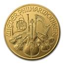 2000 Austria 1 oz Gold Philharmonic BU