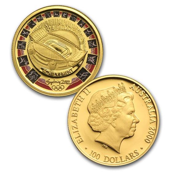 buy gold coins sydney