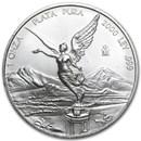2000 Mexico 1 oz Silver Libertad BU
