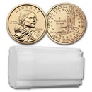 2000-P Sacagawea Dollar 20-Coin Roll BU