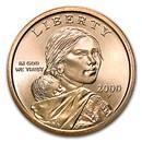 2000-P Sacagawea Dollar BU