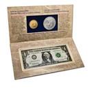 2000 U.S. Millennium Coinage and Currency Set (w/Box & COA)