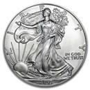 2001 1 oz American Silver Eagle BU