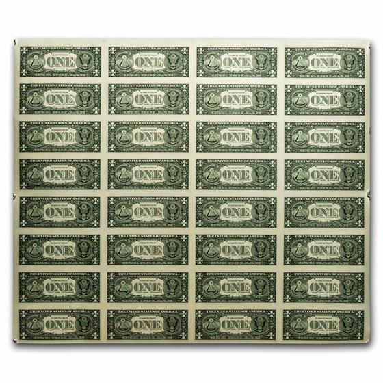 2001 (I-Minneapolis) $1.00 FRN CU (Fr#1926-I) 32 Uncut