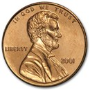 2001 Lincoln Cent BU (Red)