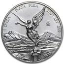 2001 Mexico 1 oz Silver Libertad BU