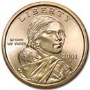 2001-P Sacagawea Dollar BU