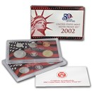 2002-S Silver Proof Set