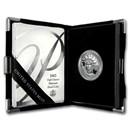 2002-W 1/2 oz Proof Platinum American Eagle (w/Box & COA)