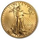 2003 1 oz American Gold Eagle BU