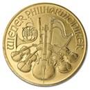 2003 Austria 1 oz Gold Philharmonic BU