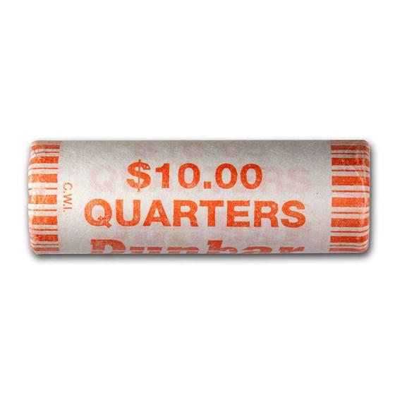 2003-P Illinois Statehood Quarter 40-Coin Roll BU