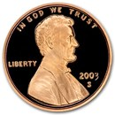 2003-S Lincoln Cent Gem Proof (Red)