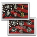 2003-S Silver Proof Set