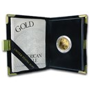 2003-W 1/4 oz Proof American Gold Eagle (w/Box & COA)
