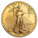 2004 1/2 oz American Gold Eagle BU