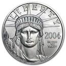 2004 1/2 oz American Platinum Eagle BU