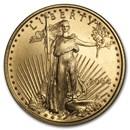 2004 1/4 oz American Gold Eagle BU