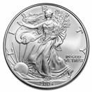 2004 1 oz American Silver Eagle BU