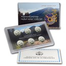 2004 6-Coin Westward Journey Nickel Set (w/Box & COA)