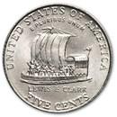 2004-D Keelboat Nickel BU