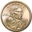 2004-D Sacagawea Dollar BU