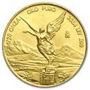 2004 Mexico 1/20 oz Gold Libertad BU