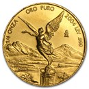 2004 Mexico 1/4 oz Gold Libertad BU
