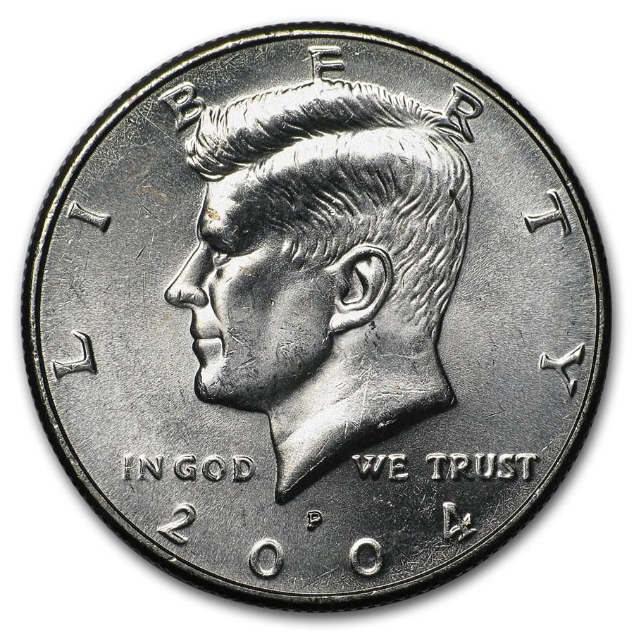 2004-P Kennedy Half Dollar BU