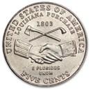 2004-P Peace Medal Nickel BU