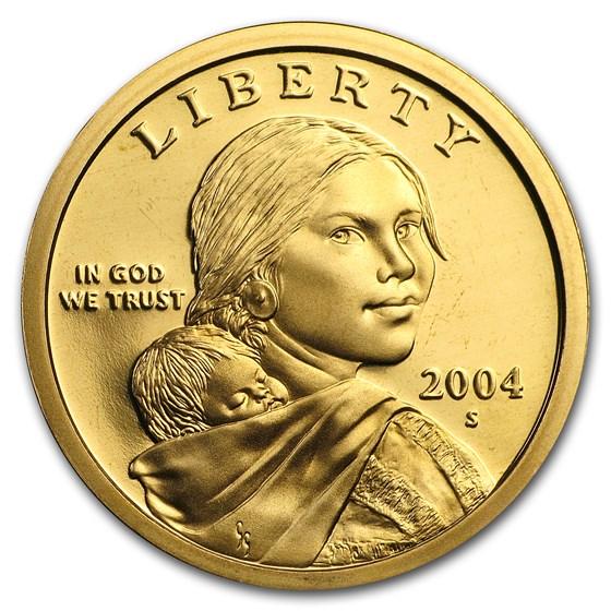 2004-S Sacagawea Dollar Gem Proof