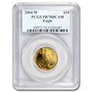 2004-W 1/4 oz Proof Gold American Eagle PR-70 PCGS