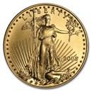 2005 1/2 oz Gold American Eagle BU