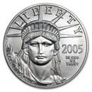 2005 1 oz American Platinum Eagle BU