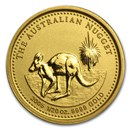 2005 Australia 1/20 oz Gold Nugget