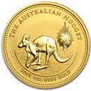 2005 Australia 1 oz Gold Nugget BU