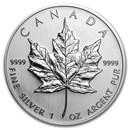 2005 Canada 1 oz Silver Maple Leaf BU