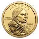 2005-D Sacagawea Dollar BU