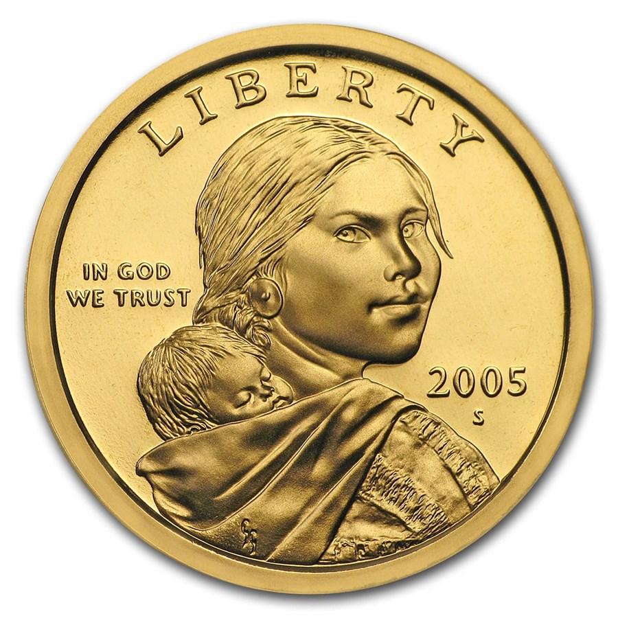 2005-S Sacagawea Dollar Gem Proof