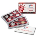 2005-S Silver Proof Set