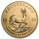 2005 South Africa 1 oz Gold Krugerrand BU