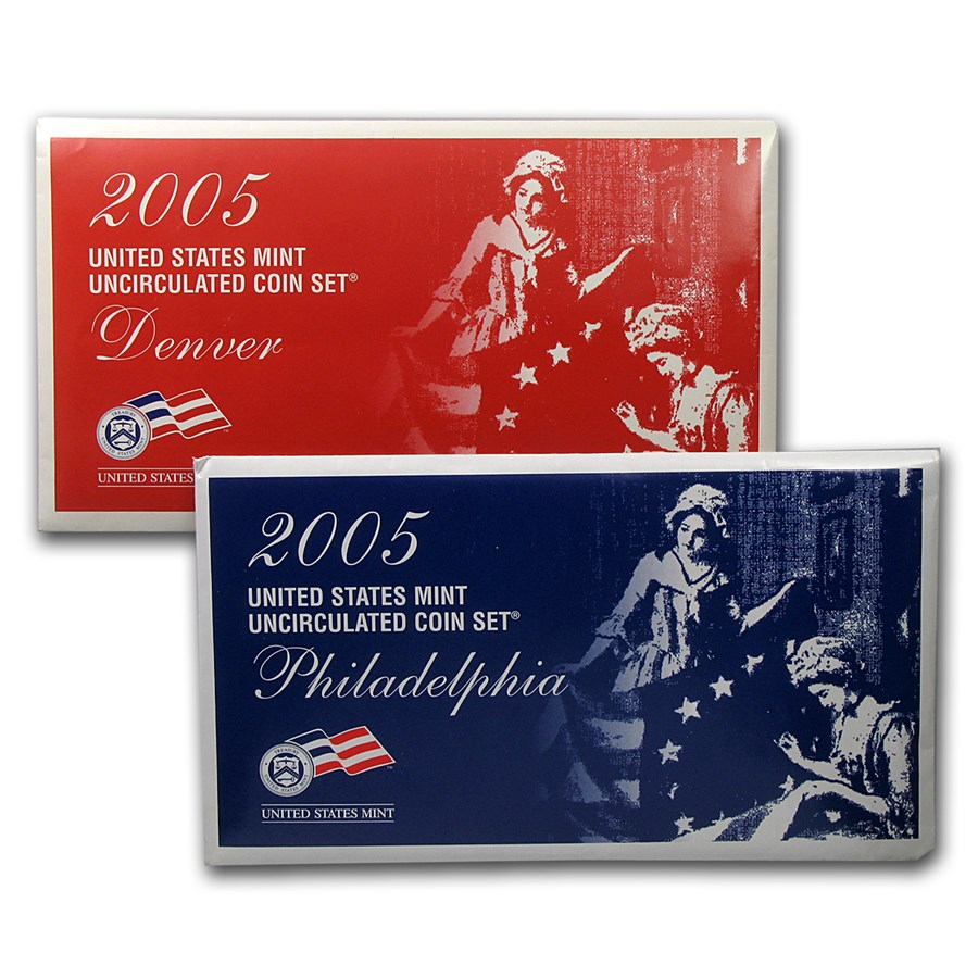 2005 U.S. Mint Set