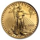 2006 1/10 oz Gold American Eagle BU