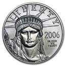2006 1/2 oz American Platinum Eagle BU
