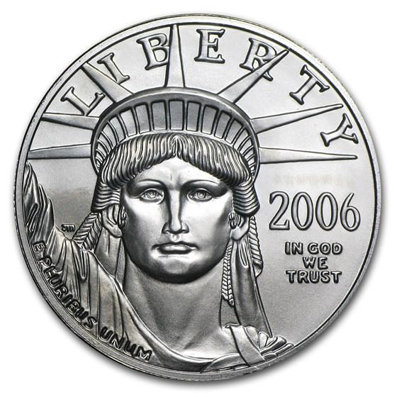 2006 1 oz American Platinum Eagle BU
