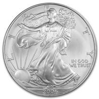 2006 1 oz American Silver Eagle BU