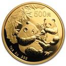 2006 China 1 oz Gold Panda BU (In Capsule)