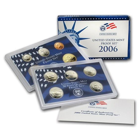 2006-S U.S. Proof Set
