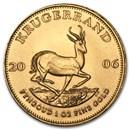 2006 South Africa 1 oz Gold Krugerrand